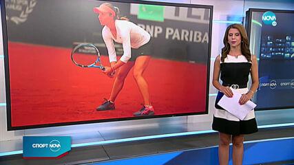 Вики Томова е във втория квалификационен кръг на Ролан Гарос
