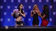 Cameron interrupts Paige!