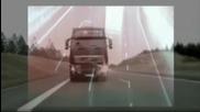 Volvo Fh and Man Tgx V8