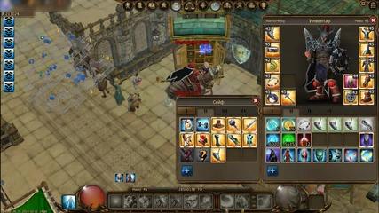 Drakensang Online- Warrior4ebg stats and items
