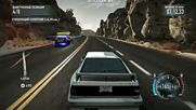 Need For Speed The Run 4 seria