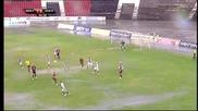 """Футбол под вода в """"Надежда"""", забавиха старта на второто полувреме"""