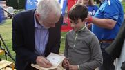 UK: Corbyn slams Theresa May's grammar school plans during Jarrow rally