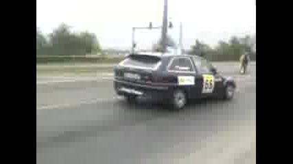 Рали Бургас 2008