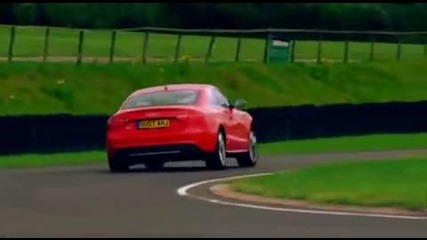 Fifth gear Audi S5 vs Bmw 335i Coupe