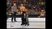 Lance Storm vs. Tajiri w/ Torrie Wilson - Wwf Heat 10.02.2002