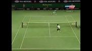 Роджър Федерер - Супер Точка