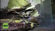 Украйна: Местни все още намират останки от падналият самолет MH17