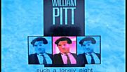 William Pitt--such A Lonely Night 1990 Special Remix
