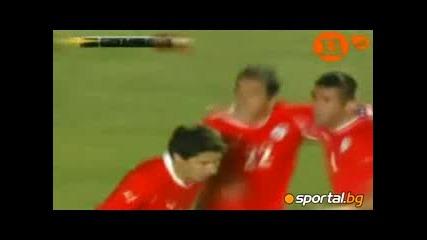 "5.7.2011 Чили-мексико 2-1 Копа Америка група ""b"""