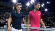 Goffin vs Sousa - Metz 2014 - Final