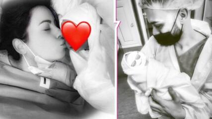 Честито! Криско стана баща за втори път, с Цвети споделиха първи снимки