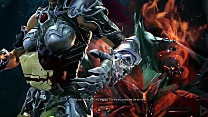 Darksiders 3 Movie (part1) bg subs