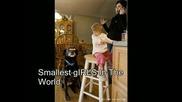 Най - Малкото момиче на света