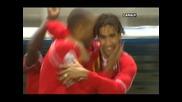 Auxerre 1 - 3 Nancy