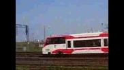 Релсов Автобус Sa105