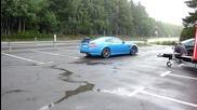 Jaguar Xkr-s 2012 loud Accelerating