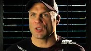 Randy Couture has been thinking about this fight since 97