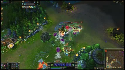 League of Legends - Maokai Champion Spotlight