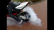 Яко вартене на гуми с yamaha aerox 77cc
