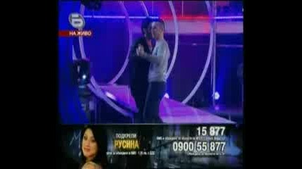 Music Idol 3 - 21.04.09г. - Концерта на Застрашените - Русина!