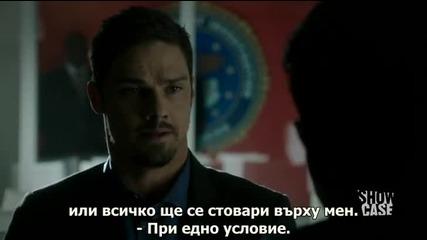 Красавицата и Звяра (2012).сезон 2 епизод 21 бг суб.