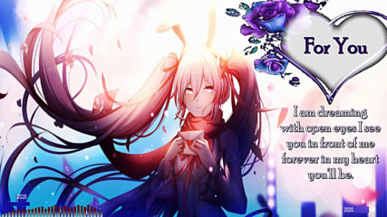 Nightcore ~ For You ( Lyrics )