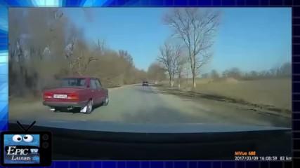 Toва се наричат шофьори!