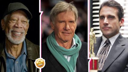 Холивудските актьори, които славата ги застигна на 40, 50 и повече години