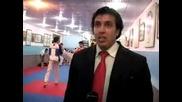 23 Годищен афганистанец парактикува Таекуондо и мечтае за медал(невероятно)