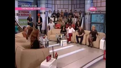 Maya - Crne kose - Nedeljno popodne - (TV Pink 2012)
