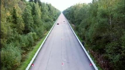 Audi Rs6 Evotech vs Bmw M3 E90 Ess