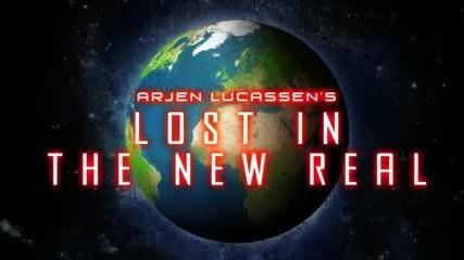 Arjen Anthony Lucassen - Lost in the New Real ( full album 2012 )