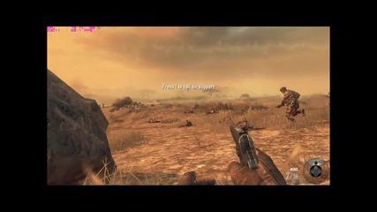 Cod Black Ops Ii ep 1- Луди талибани-