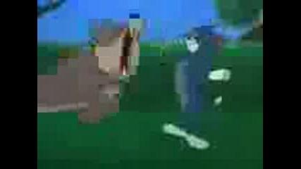 Tom I Jerry Parodiq