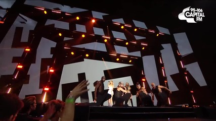 Little Mix - Move ( Live at The Jingle Bell Ball 2015 )