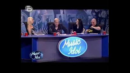 Мустафа от Music Idol 3 - Певец с достойнство :d