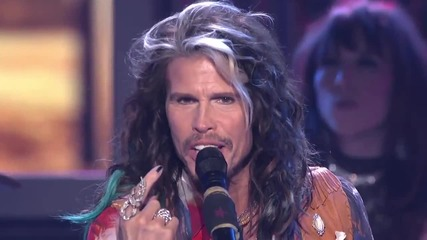Steven Tyler - Love is Your Name/ Piece of My Heart (with Jax)