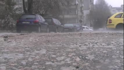 Варна - Снежна Виелица 19.12.2012