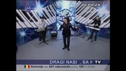 Sako Polumenta - Kida me - (Live) - Peja Show - (DM Sat TV 2012)