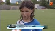9 годишен впечатлява на Герена!