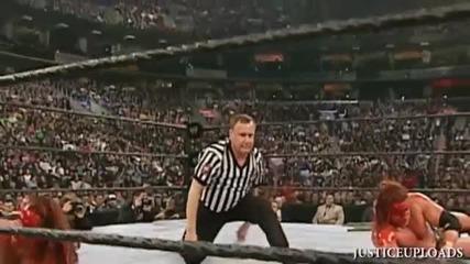 Кралски Грохот 2004 - Трите Хикса срещу Шон Майкълс.