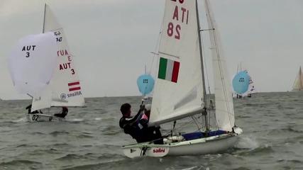 Ветроходство клас 470 - La Rochelle 2013