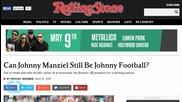Johnny Manziel's Post-Rehab Career Uncertain
