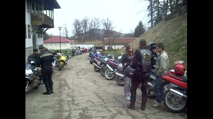 Откриване На Мото - Сезон 2011 Монтана (клисурски манастир)