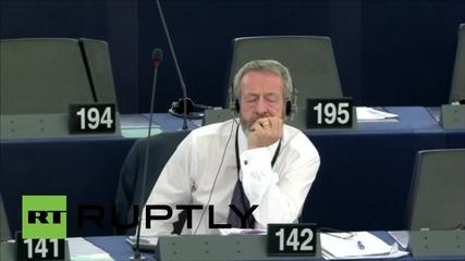 France: EC hosts crisis talks on unrest in Macedonia