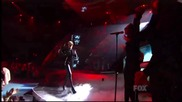 Rihanna - Rockstar 101 live in America Idol