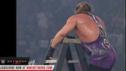 Rob Van Dam and Christian risk it all in Intercontinental Title Ladder Match: Raw, Sept. 29, 2003