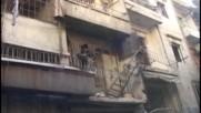 Syria: Militants target civilians in Al-Midan district *GRAPHIC*