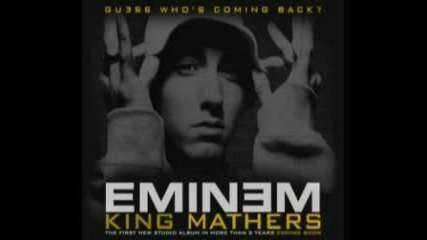 Eminem - There He Goes (king Mathers)